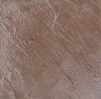 """Riven Edge 18"""" x 18"""": Color Brown"""