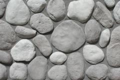 River Rock: Color- Grey & Grey Tint Mix